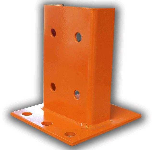 Pallet Rack Footplate