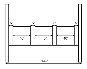 Pallet Rack Beam Length
