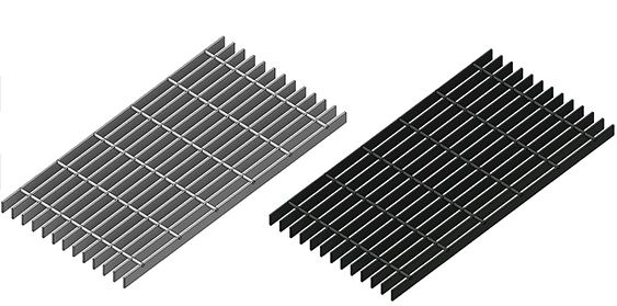 Mezzanine Bar Grating