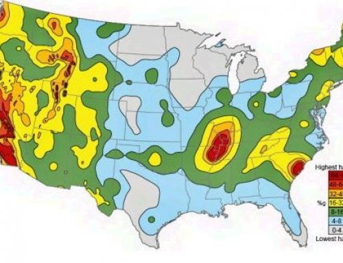 How Do Seismic Zones Affect Your Warehouse?