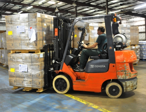 Is it Important for Forklift Drivers to be Certified?