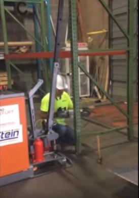 Warehouse Pallet Repair