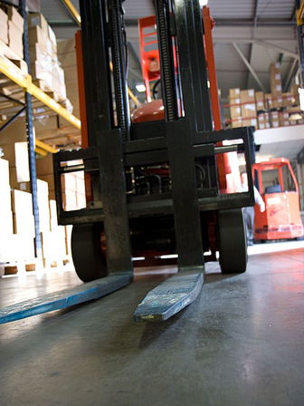 Warehouse Safety - Forklift