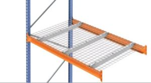 Wide Span Wire Deck Shelf
