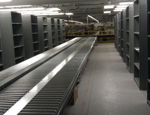 Warehouse Design for Auto Parts Distribution Center