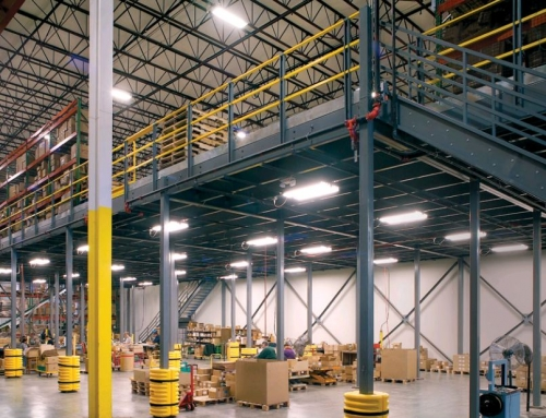 Important Components to Your Mezzanine