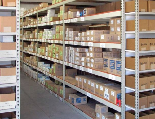 Heavy Duty Shelving: Keep Smaller Items in Their Place