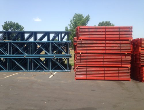 Tips for Buying and Permitting Used Pallet Rack