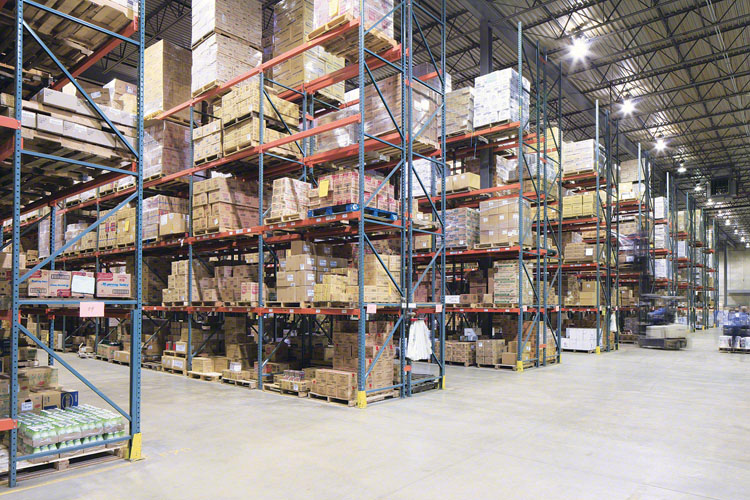 Pallet Racking Greensboro | Stein Service & Supply