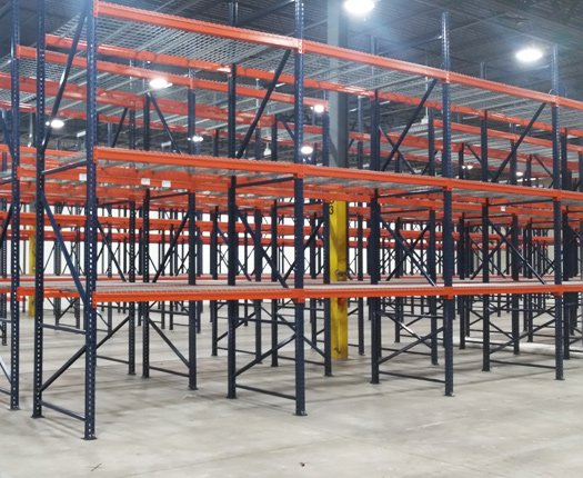 Benefits of Using a Professional Pallet Rack Installer